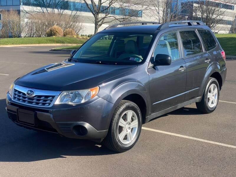 2012 Subaru Forester for sale at P&H Motors in Hatboro PA