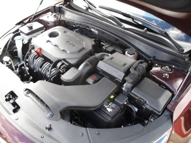 2019 Kia Optima LX 4dr Sedan - Bryan TX