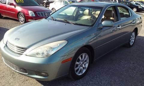 2002 Lexus ES 300 for sale at Pinellas Auto Brokers in Saint Petersburg FL