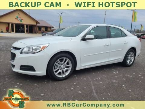 2015 Chevrolet Malibu for sale at R & B Car Company in South Bend IN