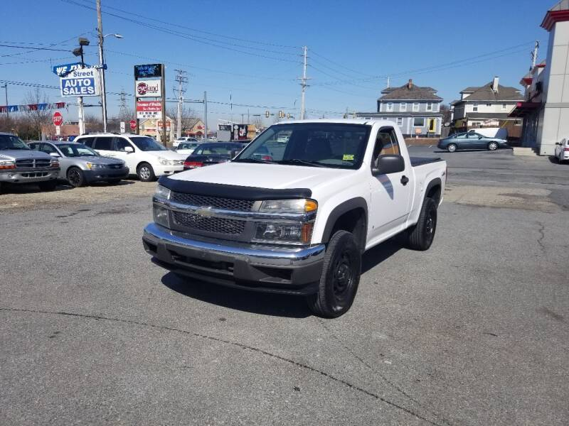 2008 Chevrolet Colorado for sale at 25TH STREET AUTO SALES in Easton PA