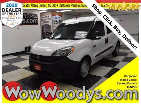 2016 RAM ProMaster City Cargo for sale at WOODY'S AUTOMOTIVE GROUP in Chillicothe MO