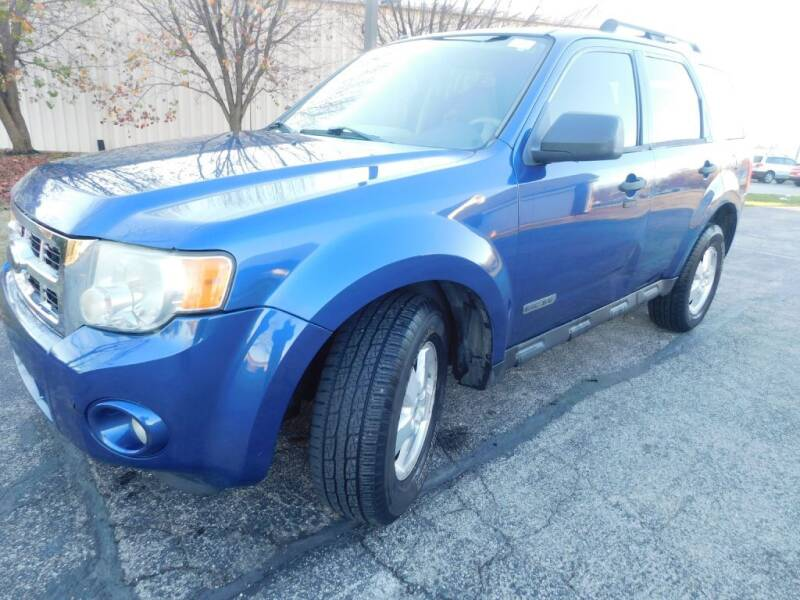 2008 Ford Escape for sale at Safeway Auto Sales in Indianapolis IN