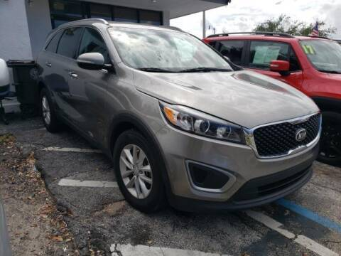 2017 Kia Sorento for sale at Mike Auto Sales in West Palm Beach FL