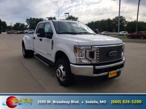 2022 Ford F-350 Super Duty for sale at RICK BALL FORD in Sedalia MO