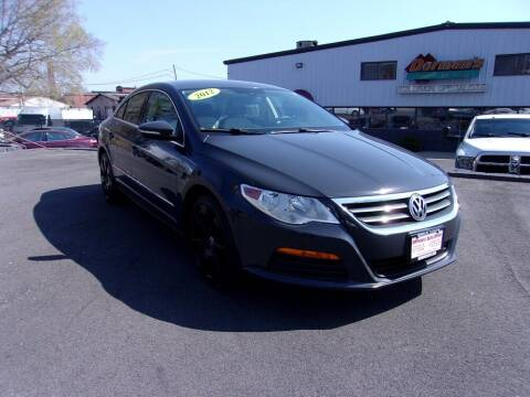 2012 Volkswagen CC for sale at Dorman's Auto Center inc. in Pawtucket RI