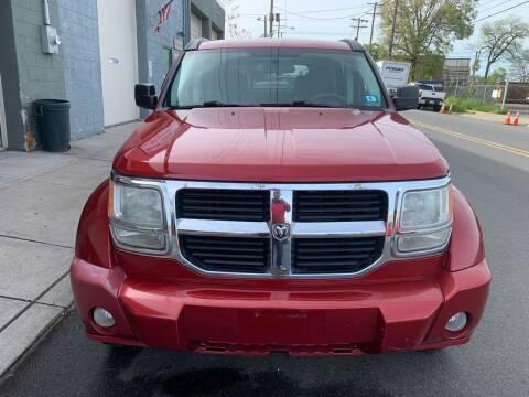 2008 Dodge Nitro for sale at SUNSHINE AUTO SALES LLC in Paterson NJ