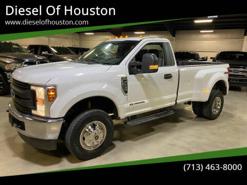2019 Ford F-350 Super Duty for sale at Diesel Of Houston in Houston TX