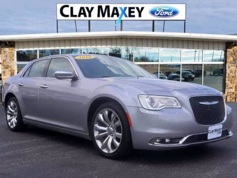 2018 Chrysler 300 for sale at Clay Maxey Ford of Harrison in Harrison AR