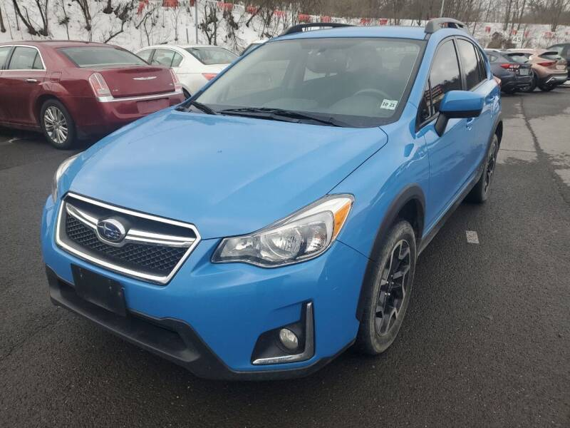 2016 Subaru Crosstrek for sale at Mulligan's Auto Exchange LLC in Paxinos PA