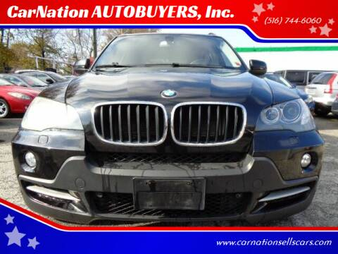 2008 BMW X5 for sale at CarNation AUTOBUYERS Inc. in Rockville Centre NY