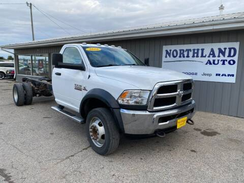 2016 RAM Ram Chassis 5500 for sale at Northland Auto in Humboldt IA