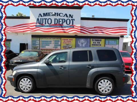 2011 Chevrolet HHR for sale at American Auto Depot in Modesto CA