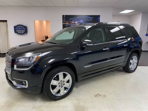 2015 GMC Acadia for sale at Used Car Outlet in Bloomington IL