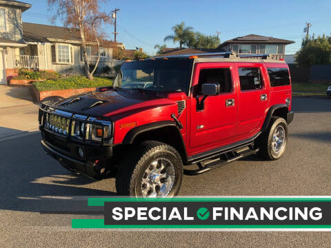 2003 HUMMER H2 for sale at Carmelo Auto Sales Inc in Orange CA