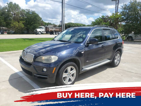 2008 BMW X5 for sale at Solo Auto Group in Mckinney TX