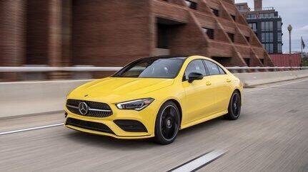 2021 Mercedes-Benz CLA for sale at Diamante Leasing in Brooklyn NY