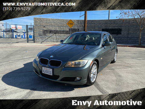 2010 BMW 3 Series for sale at Envy Automotive in Studio City CA