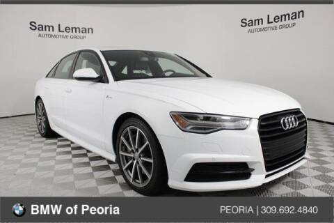2016 Audi A6 for sale at BMW of Peoria in Peoria IL