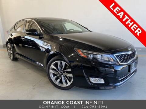 2015 Kia Optima for sale at ORANGE COAST CARS in Westminster CA