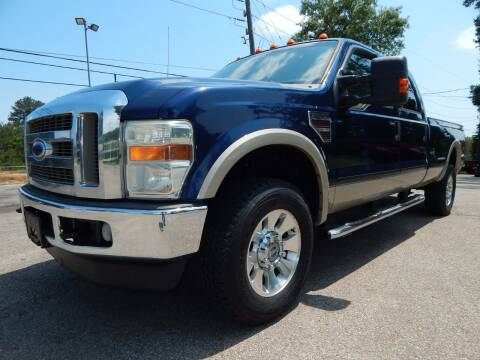 2008 Ford F-350 Super Duty for sale at Medford Motors Inc. in Magnolia TX