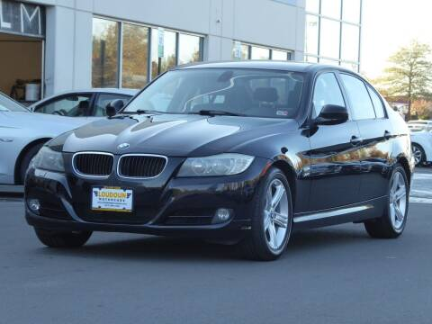 2011 BMW 3 Series for sale at Loudoun Used Cars - LOUDOUN MOTOR CARS in Chantilly VA