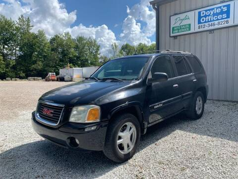 2004 GMC Envoy for sale at Doyle's Auto Sales and Service in North Vernon IN