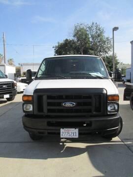 2011 Ford E-250 for sale at DOYONDA AUTO SALES in Pomona CA