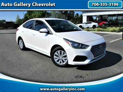 2019 Hyundai Accent for sale at Auto Gallery Chevrolet in Commerce GA