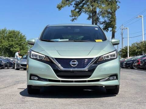 2018 Nissan LEAF for sale at Auto Finance of Raleigh in Raleigh NC
