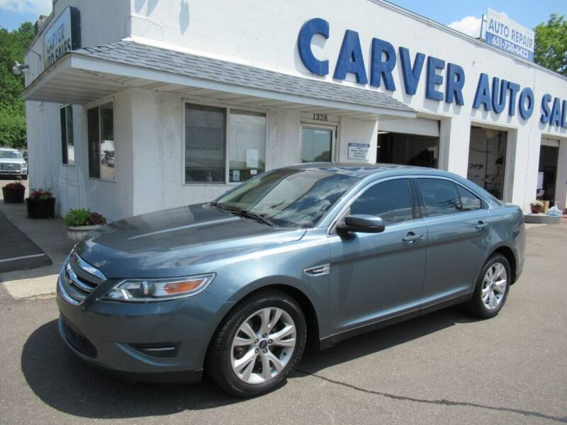 2010 Ford Taurus for sale at Carver Auto Sales in Saint Paul MN