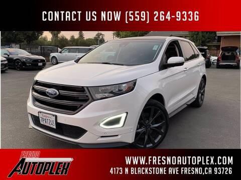 2015 Ford Edge for sale at Carros Usados Fresno in Clovis CA