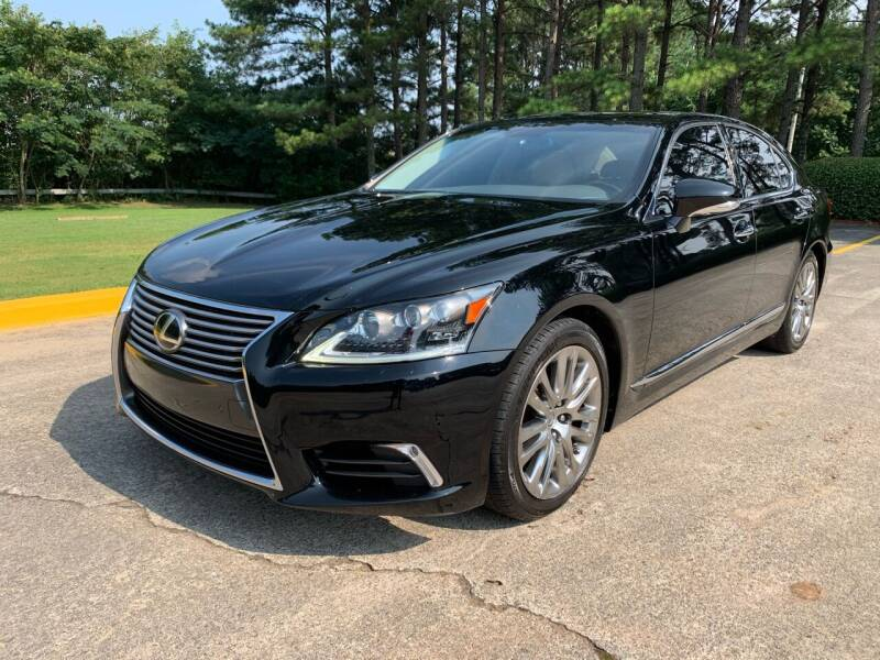 2014 Lexus LS 460 for sale at Selective Imports in Woodstock GA