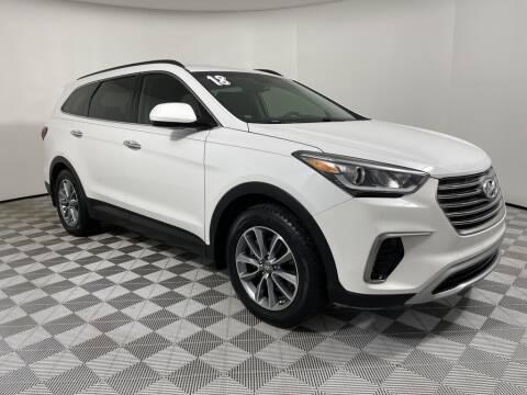 2018 Hyundai Santa Fe for sale at Infiniti Stuart in Stuart FL