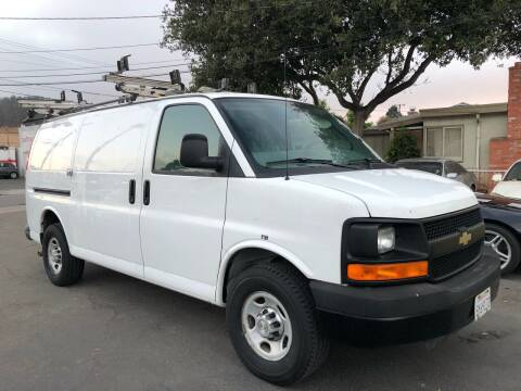 2010 Chevrolet Express Cargo for sale at EKE Motorsports Inc. in El Cerrito CA