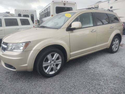 2010 Dodge Journey for sale at Mr E's Auto Sales in Lima OH