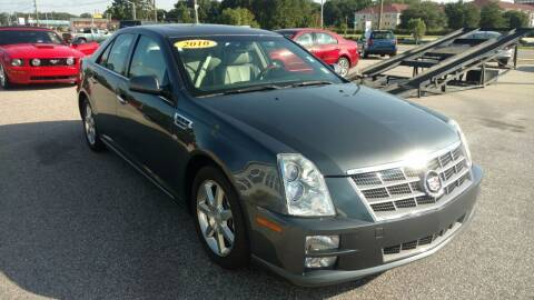 2010 Cadillac STS for sale at Kelly & Kelly Supermarket of Cars in Fayetteville NC