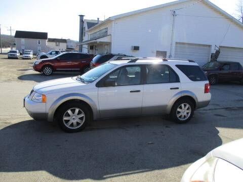 2005 Ford Freestyle for sale at ROUTE 119 AUTO SALES & SVC in Homer City PA