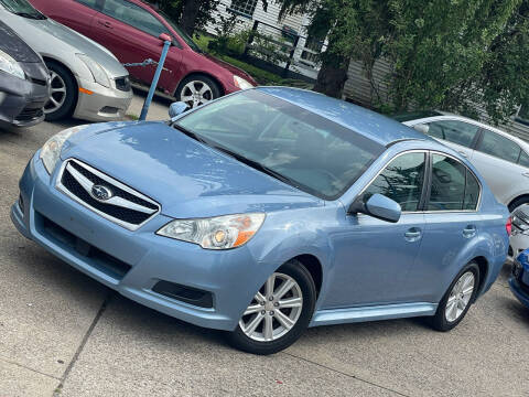 2011 Subaru Legacy for sale at Exclusive Auto Group in Cleveland OH