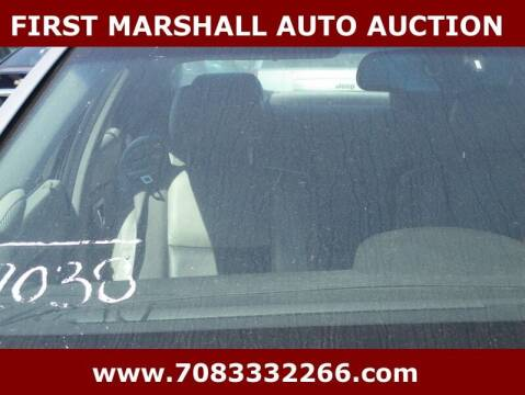 2007 Cadillac CTS for sale at First Marshall Auto Auction in Harvey IL