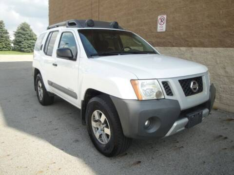 2009 Nissan Xterra for sale at Columbus Car Company LLC in Columbus OH