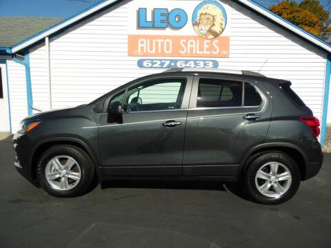 2018 Chevrolet Trax for sale at Leo Auto Sales in Leo IN