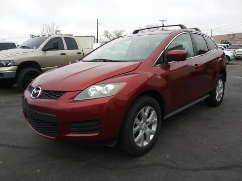 2008 Mazda CX-7 for sale at DPM Motorcars in Albuquerque NM