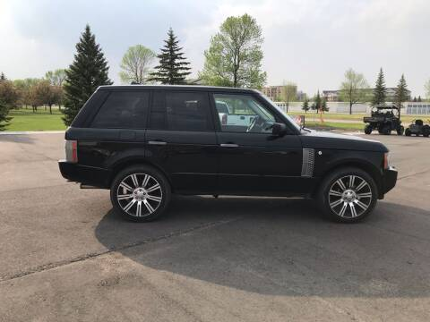 2006 Land Rover Range Rover for sale at Crown Motor Inc in Grand Forks ND