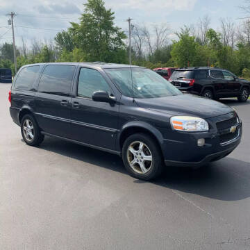 2008 Chevrolet Uplander for sale at American & Import Automotive in Cheektowaga NY