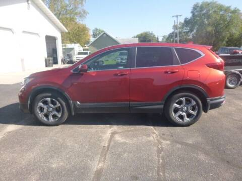 2019 Honda CR-V for sale at JIM WOESTE AUTO SALES & SVC in Long Prairie MN