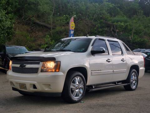 2009 Chevrolet Avalanche for sale at FAYAD AUTOMOTIVE GROUP in Pittsburgh PA