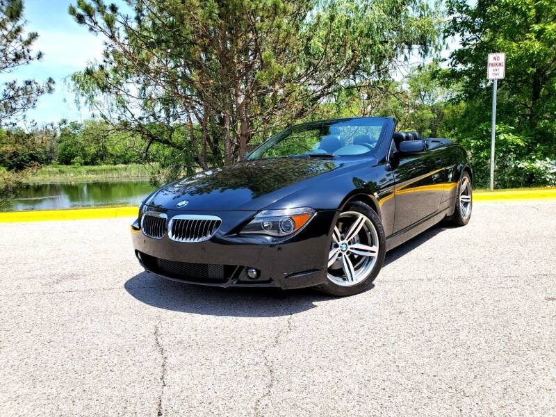 2004 BMW 6 Series for sale at Excalibur Auto Sales in Palatine IL
