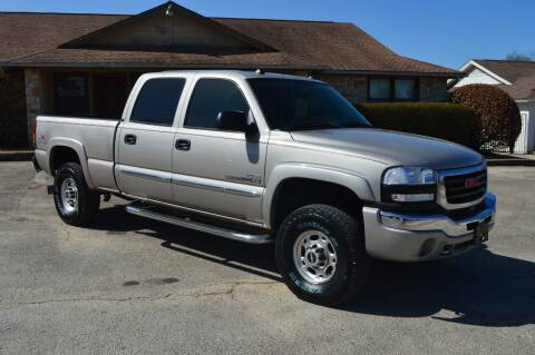 2004 GMC Sierra 2500HD for sale at Coleman Auto Group in Austin TX