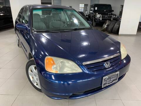 2001 Honda Civic for sale at Auto Mall of Springfield in Springfield IL